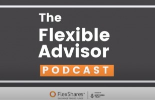 The Flexible Advisor podcast title page.